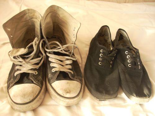 gamla skor