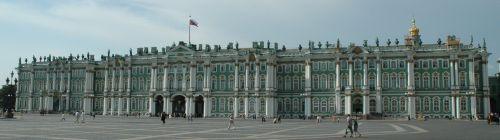 Vinterpalatsets fasad