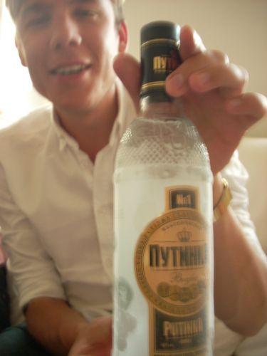Martin och vodkan